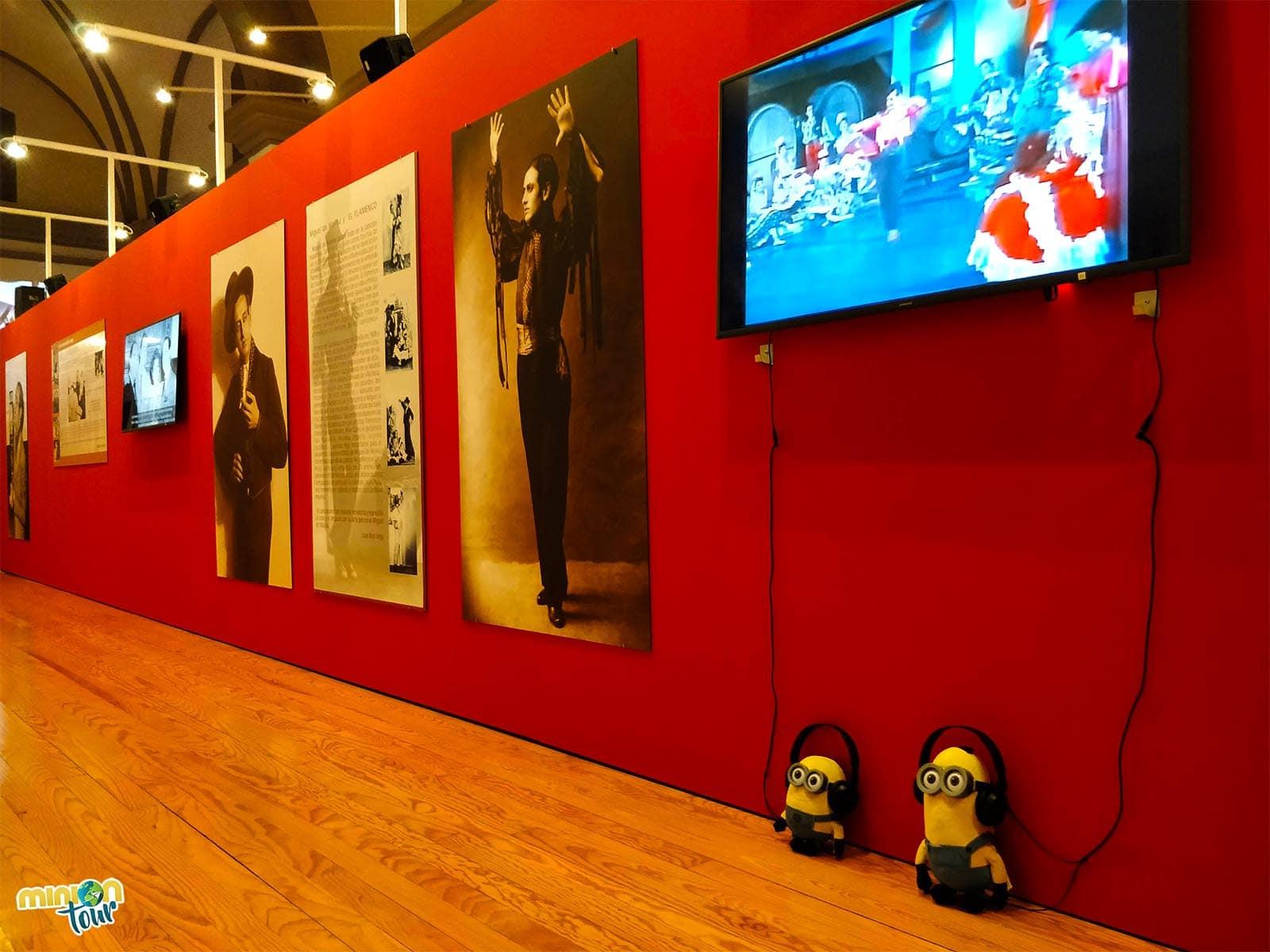 Exposición sobre la copla en Almagro