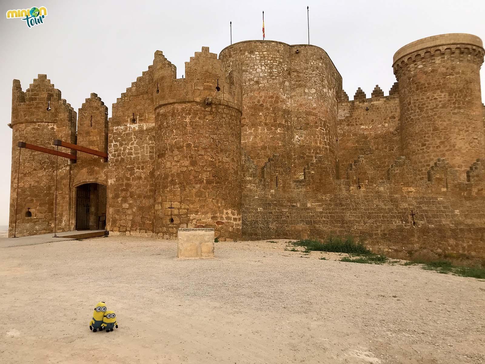 Exterior del Castillo de Belmonte