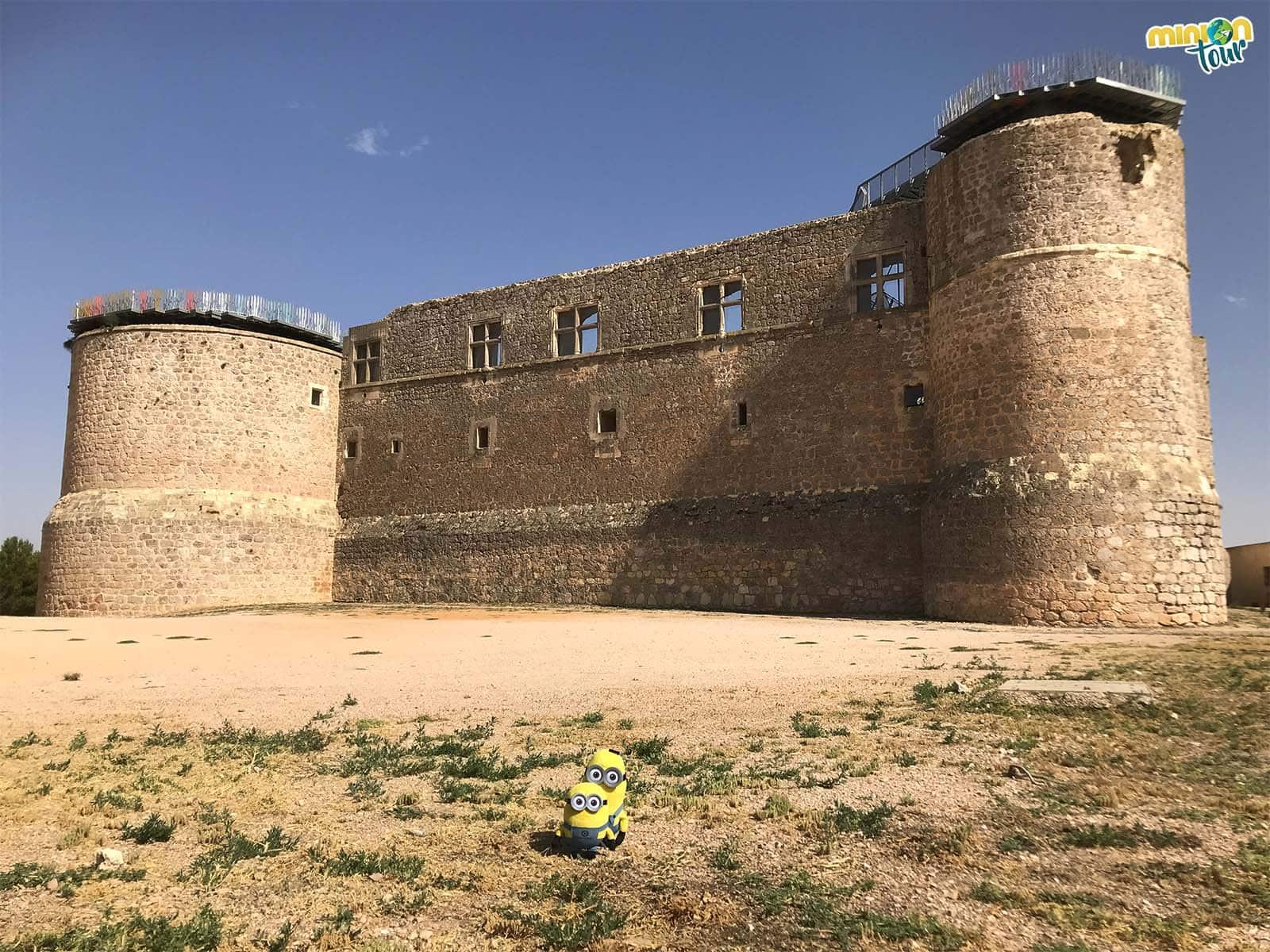 La última parada en la ruta de los castillos del Marqués de Villena, el Castillo de Garcimuñoz