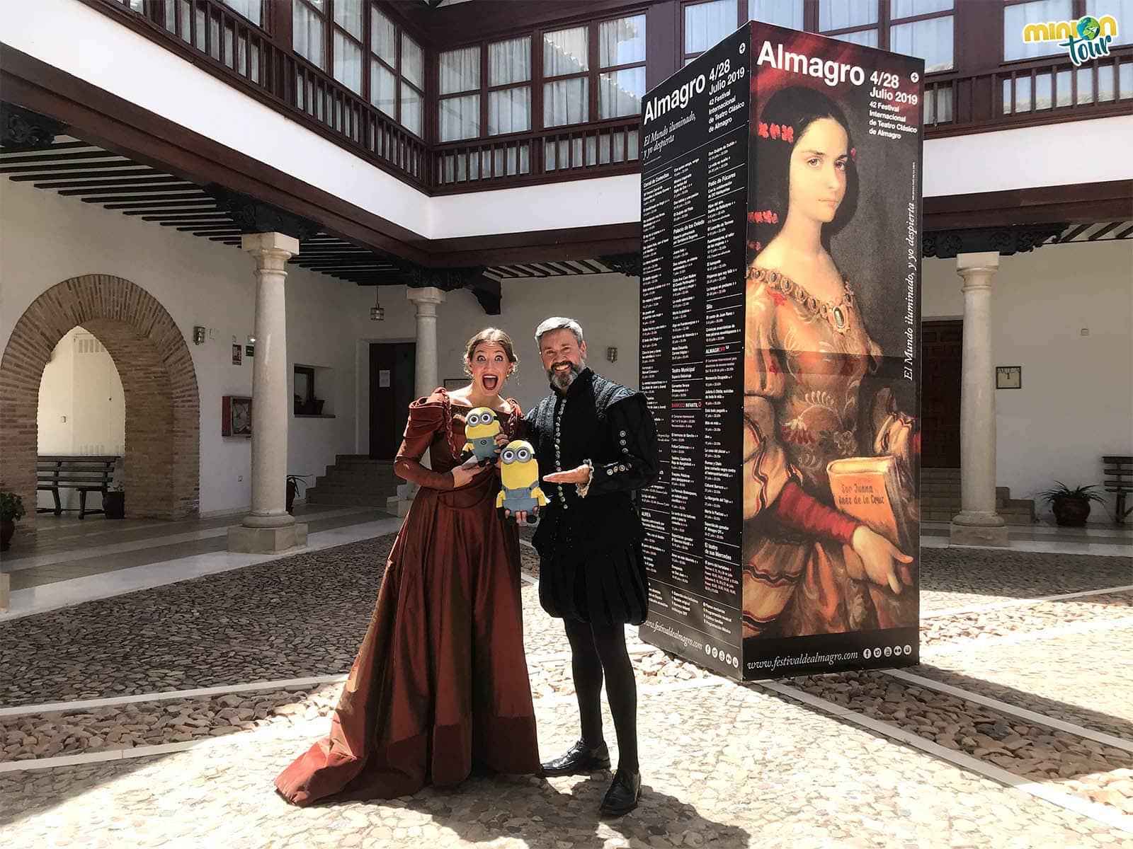 Una experiencia única en el Festival de Teatro Clásico de Almagro