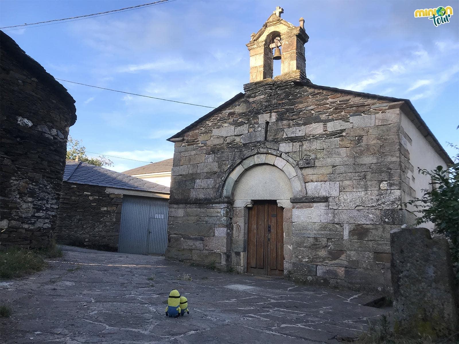 Iglesia de Santa María de Castromaior