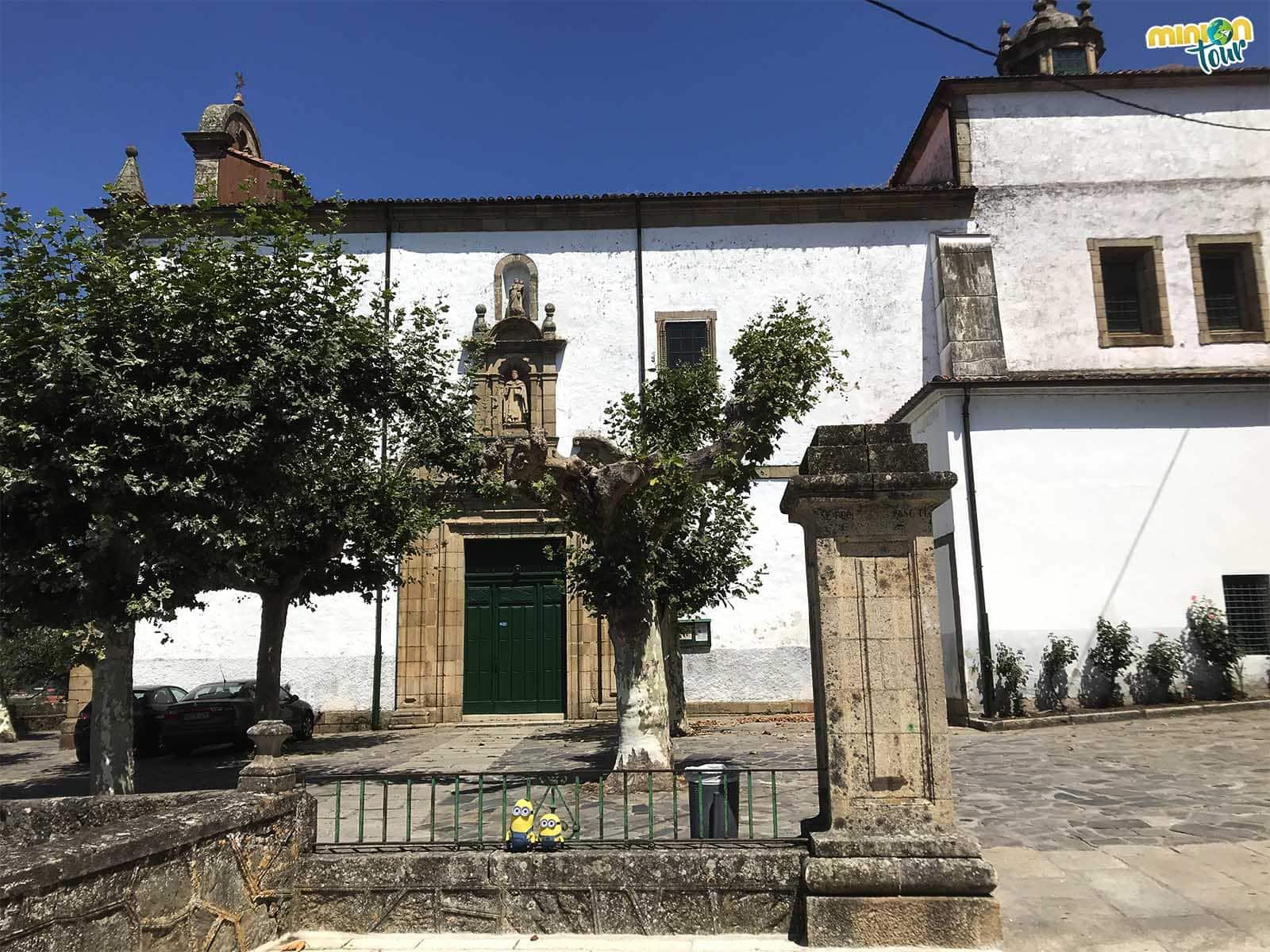 Iglesia de la Régoa