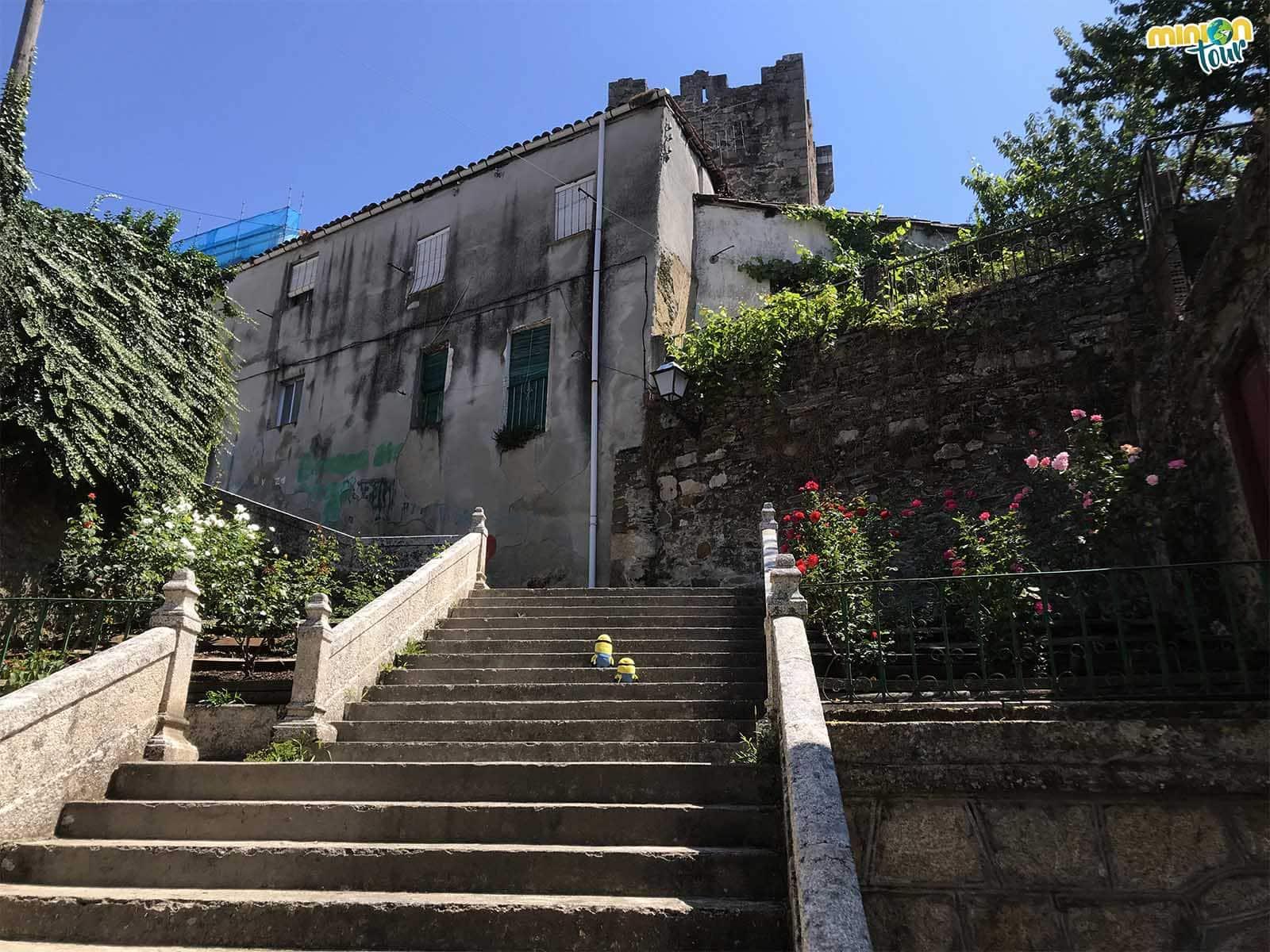 Un rinconcito chulo que ver en Monforte de Lemos
