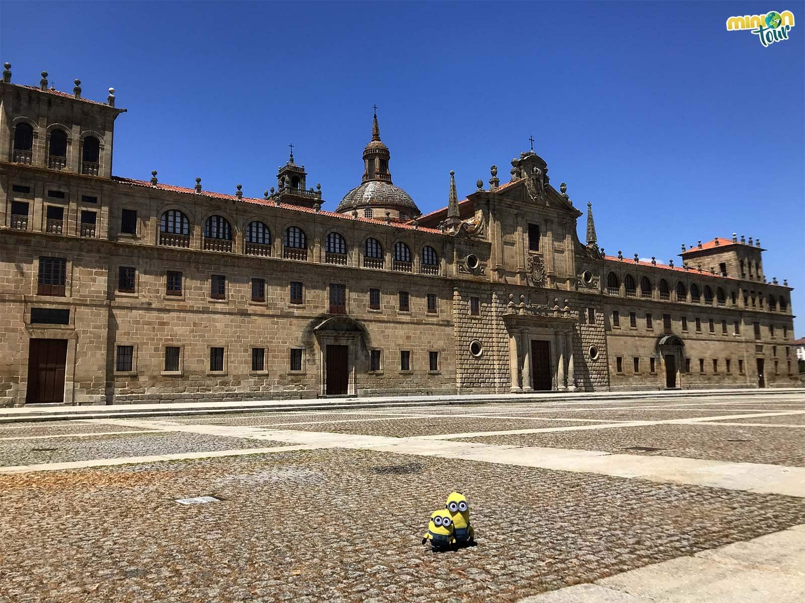 El Escorial Gallego, una de las cosas que visitar en Monforte de Lemos