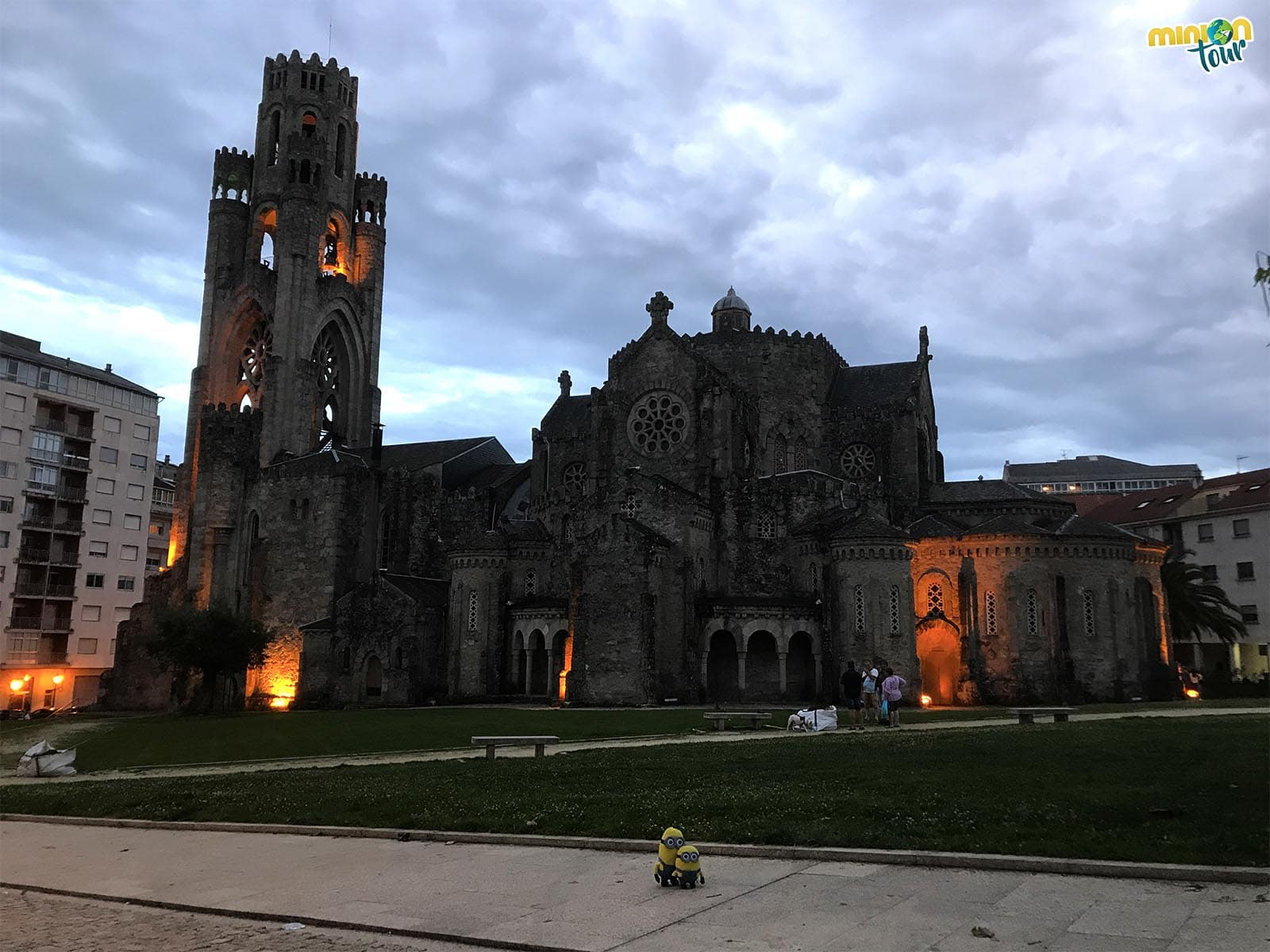 Templo de la Veracruz de O Carballiño