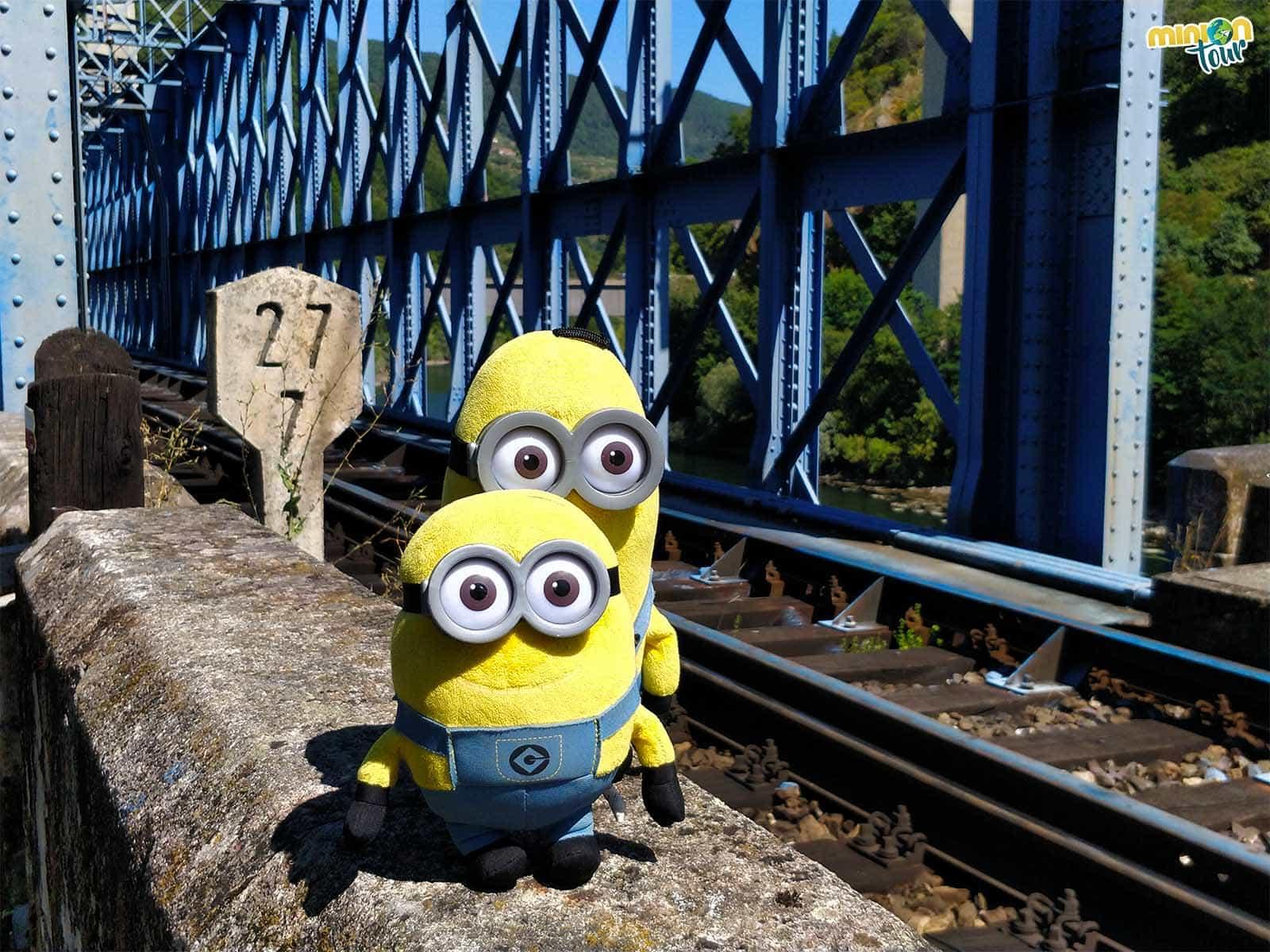 Puente del tren