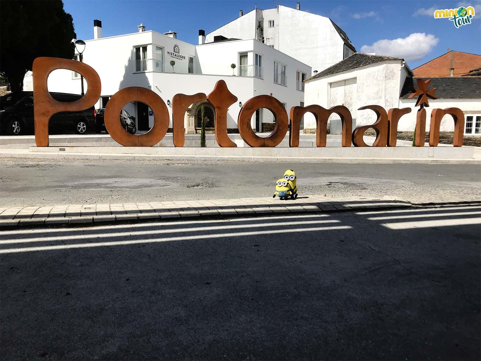 Qué ver en Portomarín, puerta de entrada de la Ribeira Sacra