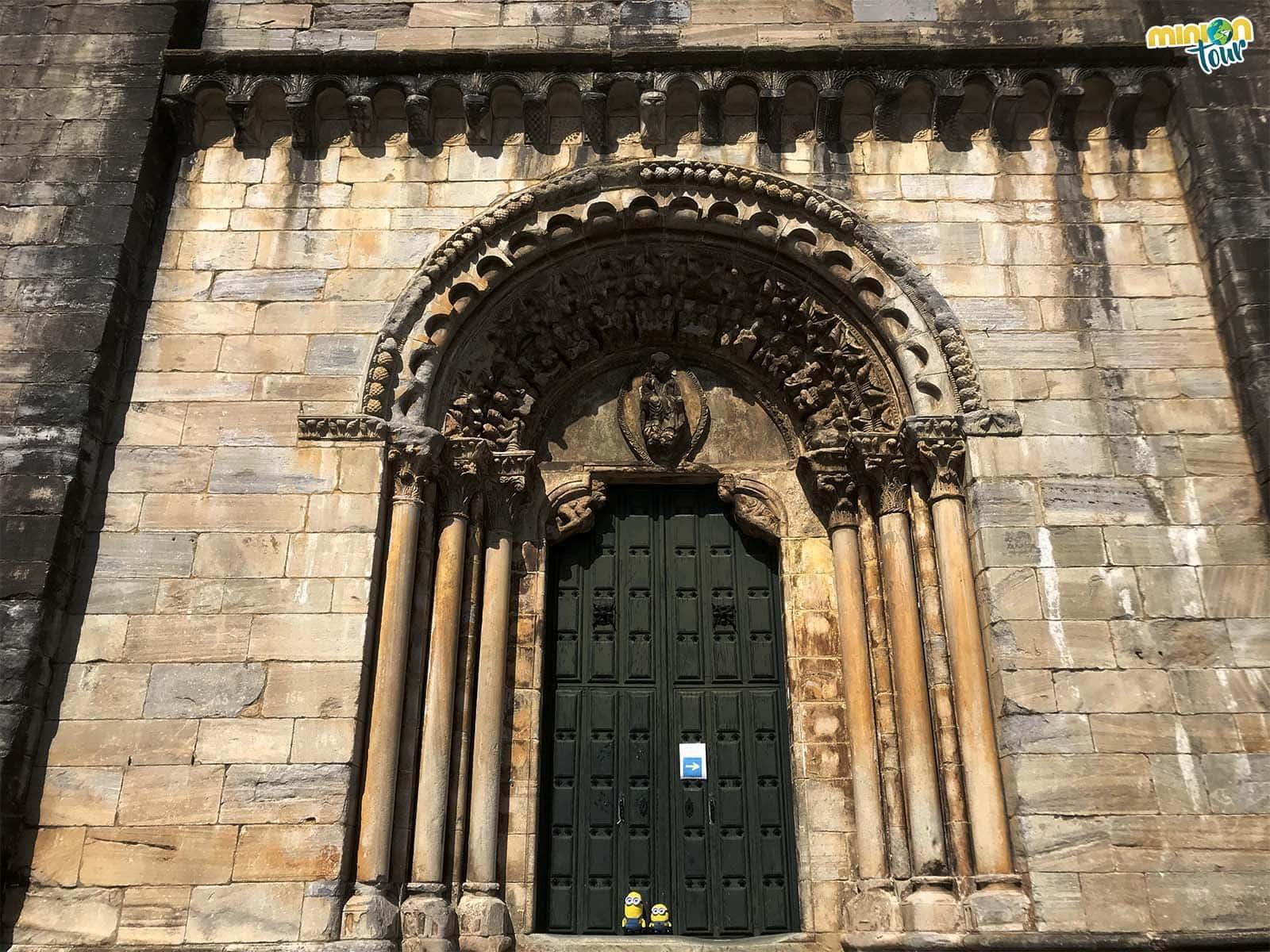 Puerta de la Iglesia de San Juan