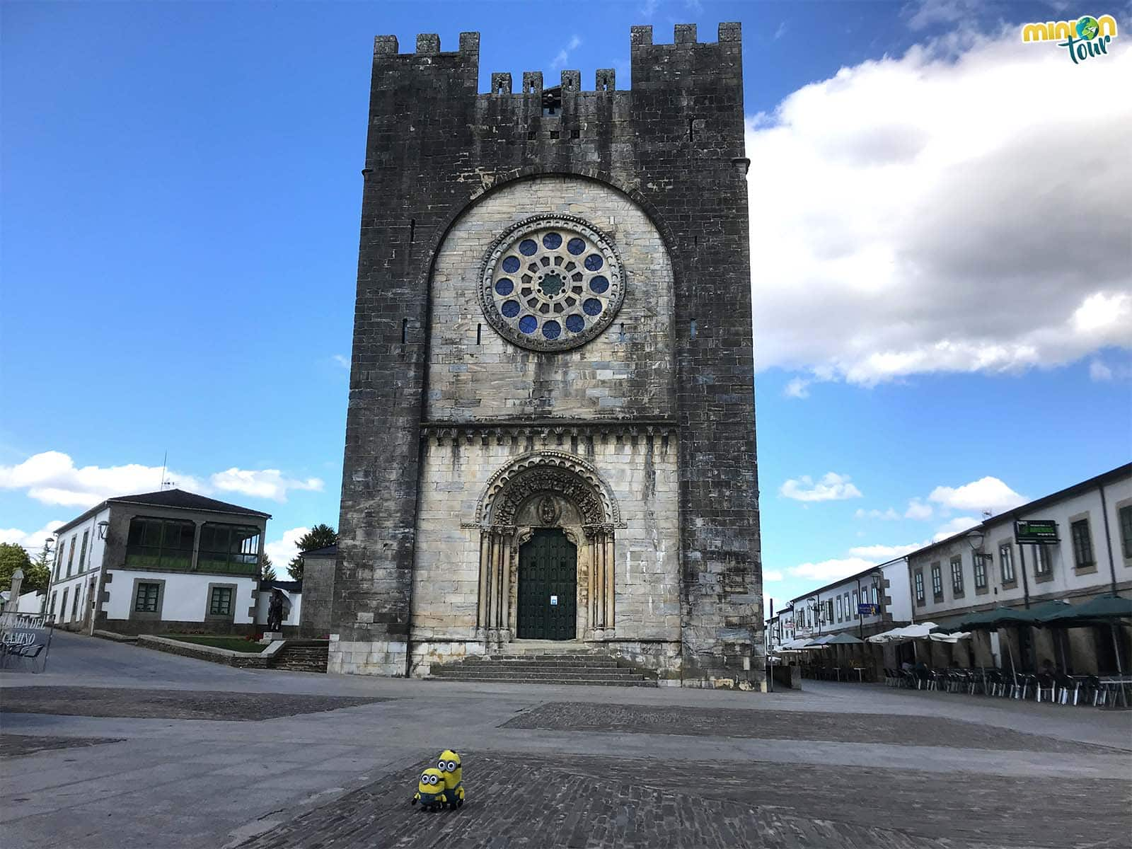 Tienes que ver en Portomarín la Iglesia de San Juan