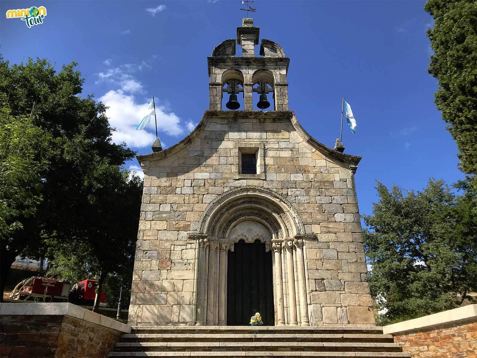 La Iglesia de San Pedro de Portomarín