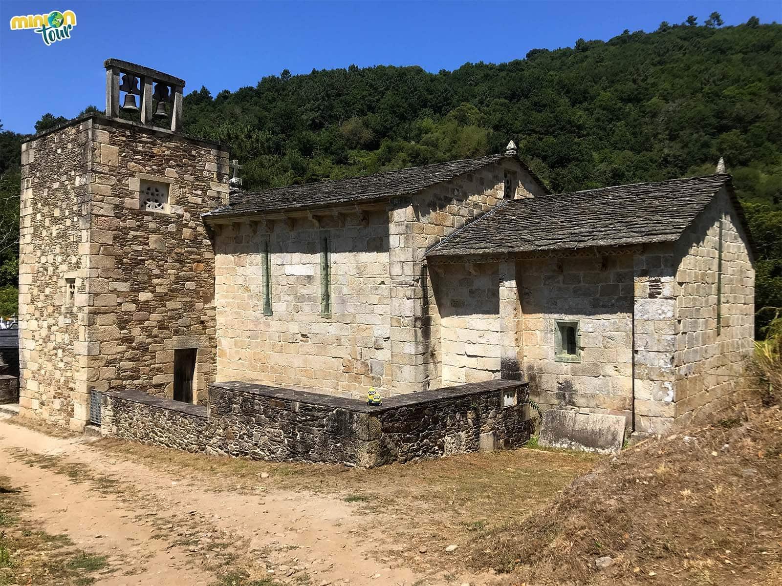 Ruta del Románico de la Ribeira Sacra