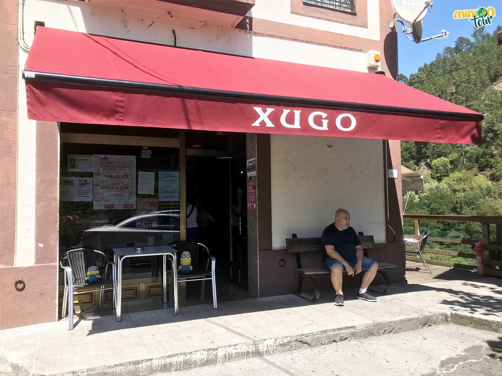 Restaurante O Xugo en Os Peares
