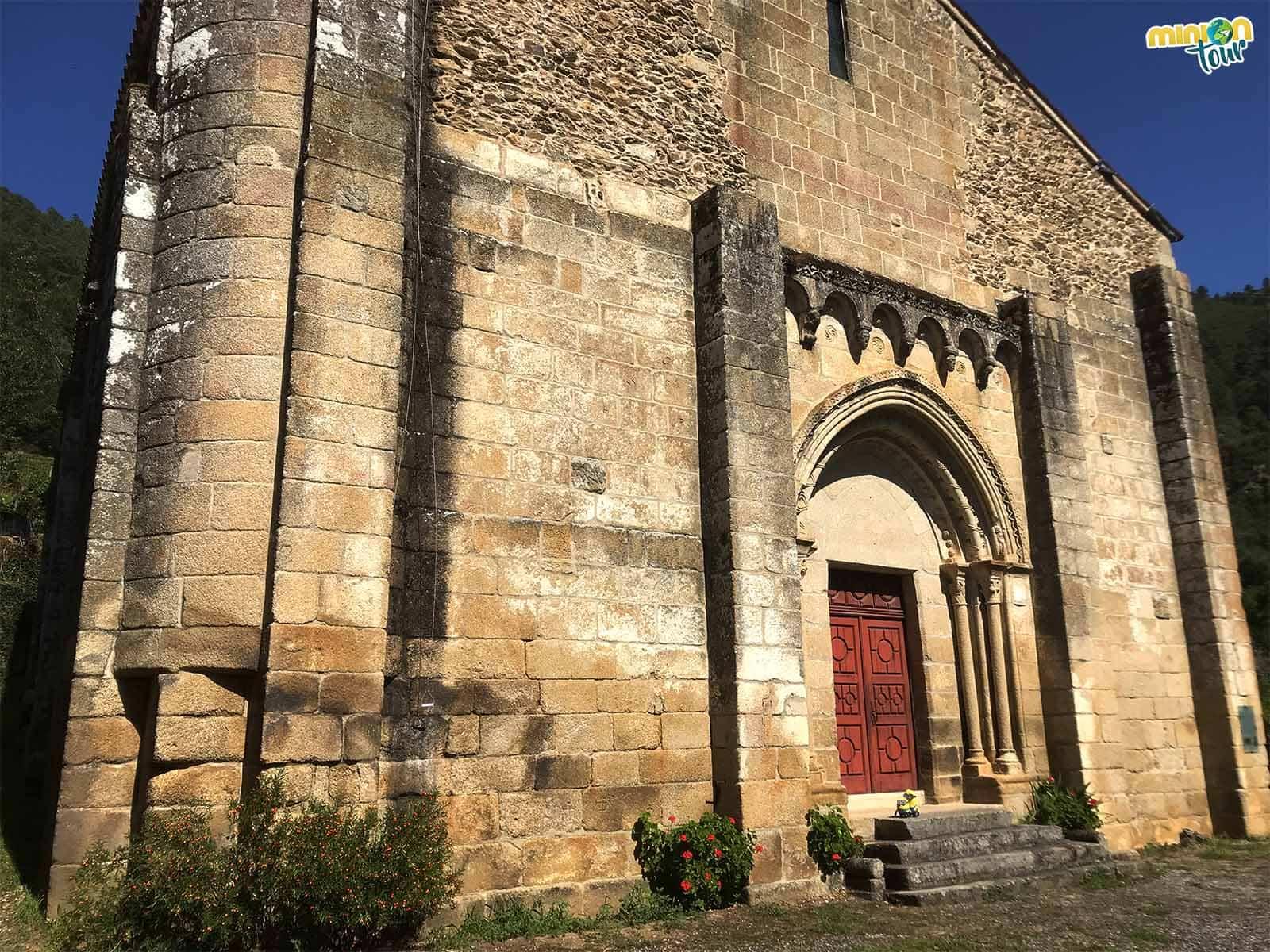 Un último vistazo a San Vicente Do Pombeiro