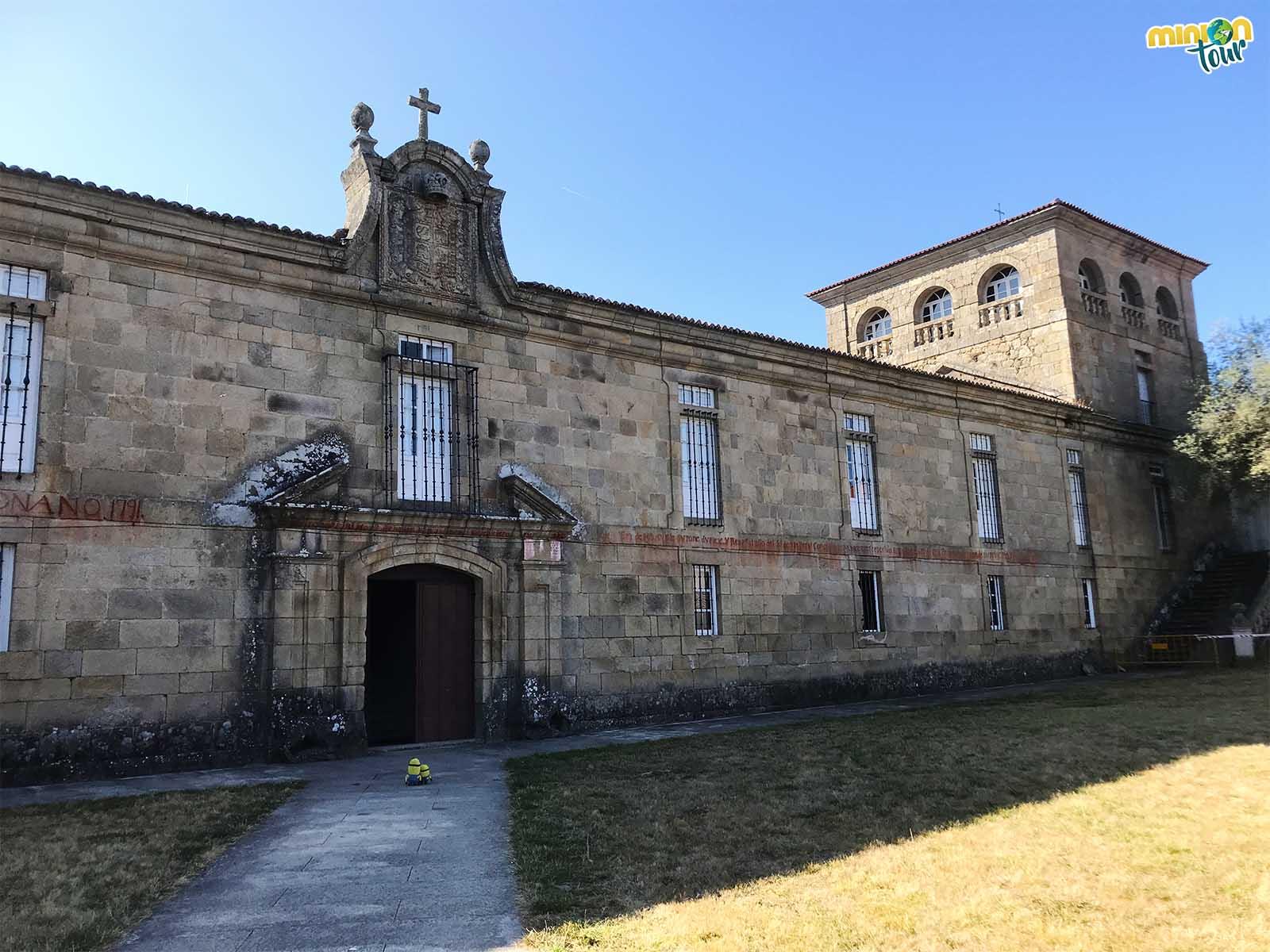 Monasterio Cisterciense del Divino Salvador en la Ribeira Sacra
