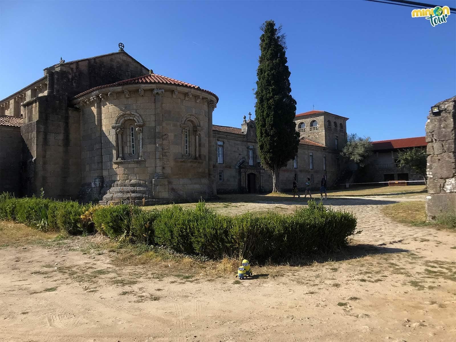 Iglesia del Monasterio das Nais Bernardas