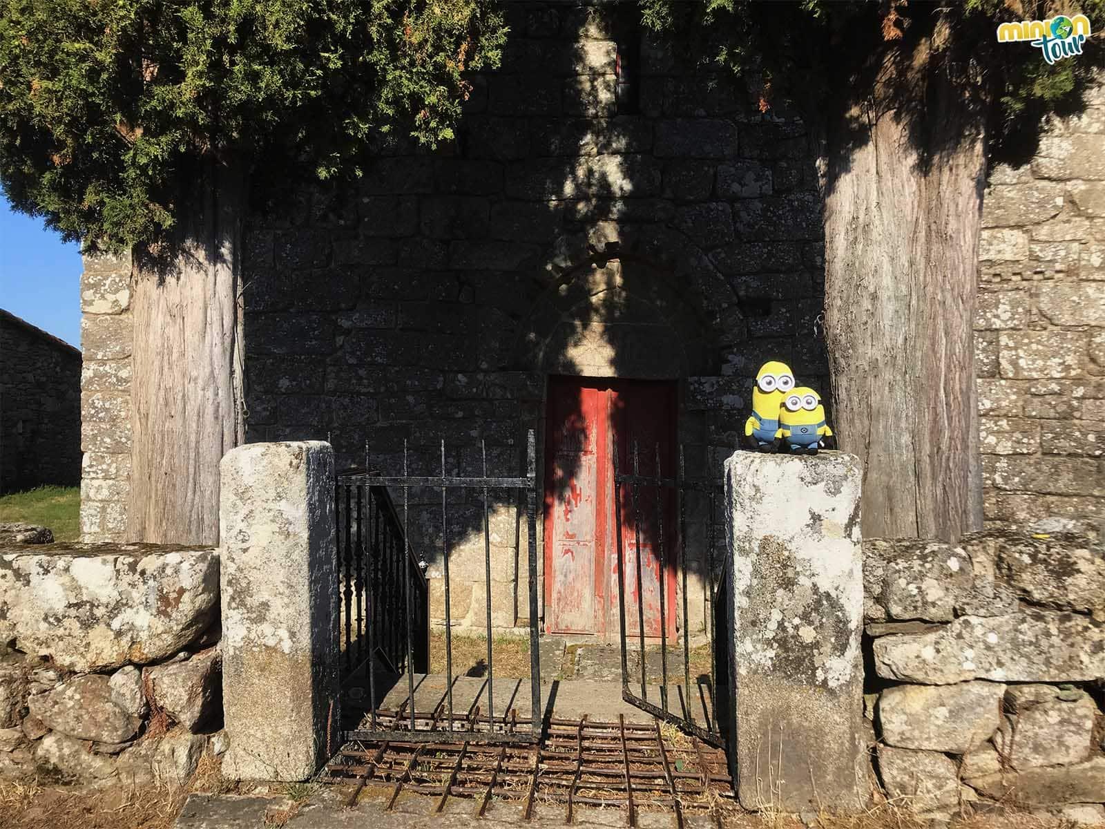 Puerta de San Fiz de Cangas