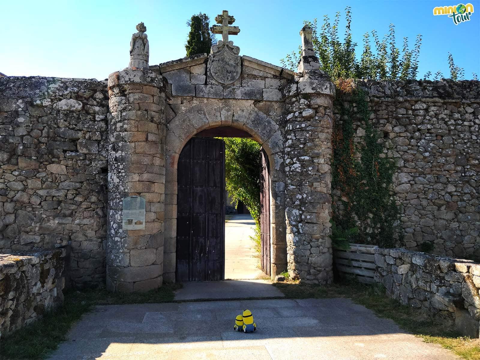 Monasterio das Nais Bernardas, primera parada en nuestra ruta del Románico de la Ribeira Sacra