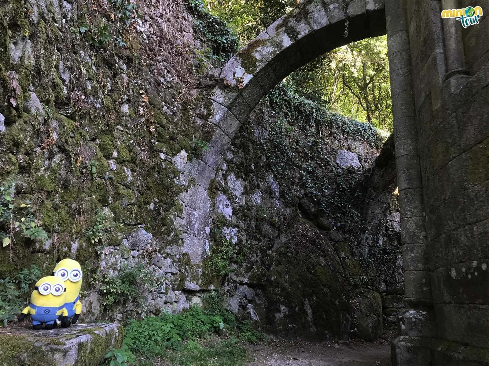 Otro rincón del monasterio
