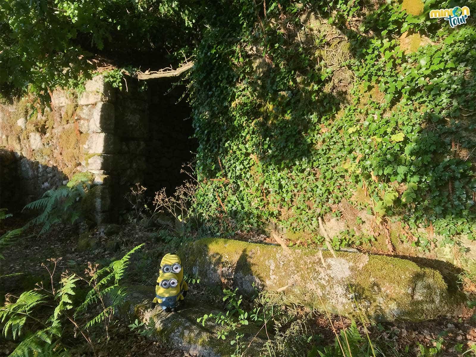 Restos de una antigua capilla