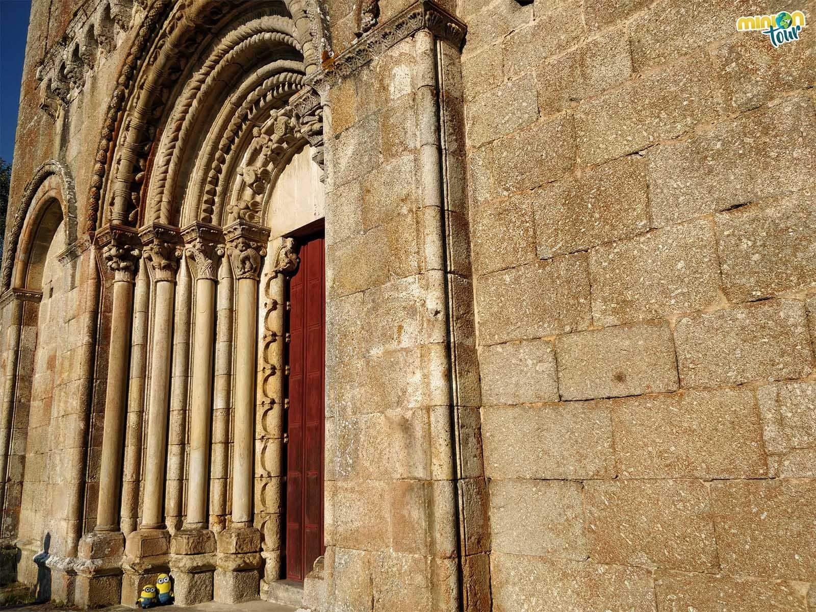 De ruta hasta Santo Estevo de Ribas de Miño