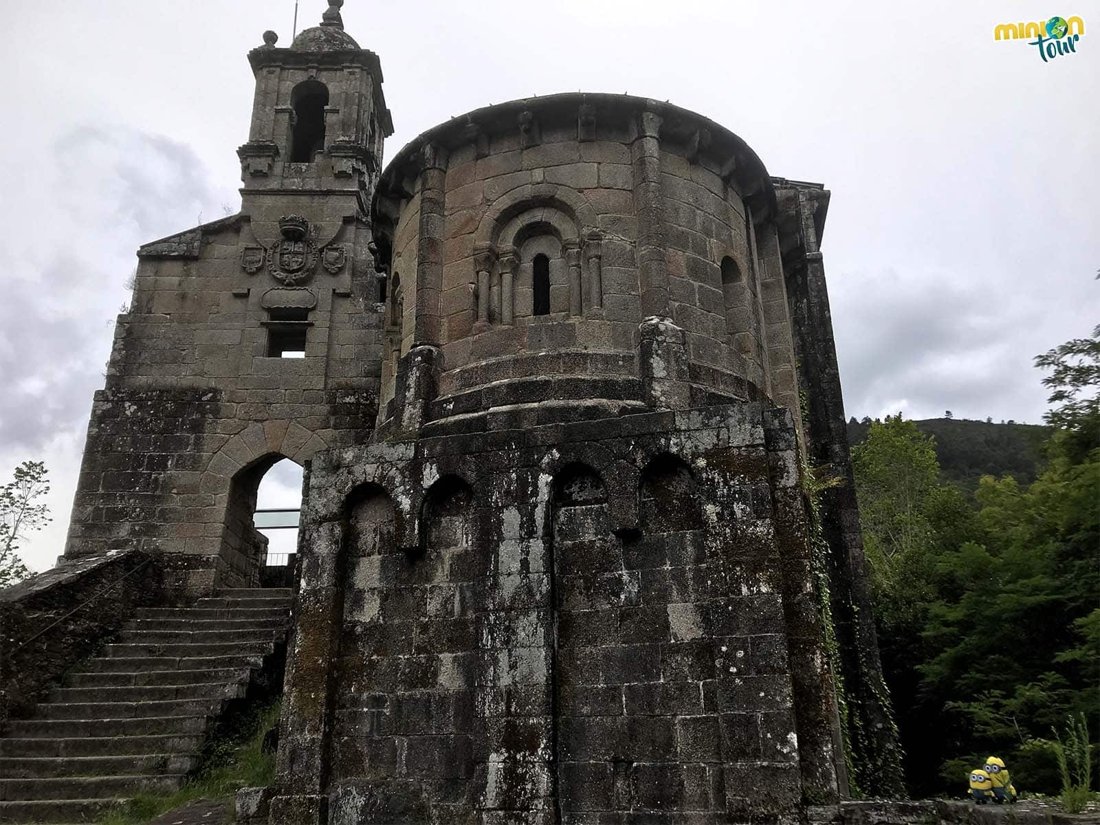 Un monasterio espectacular