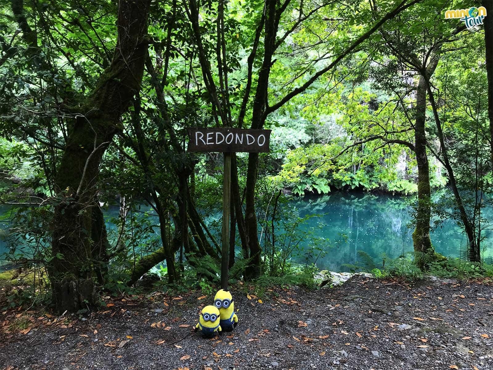 Lugar llamado Redondo en las Fragas do Eume