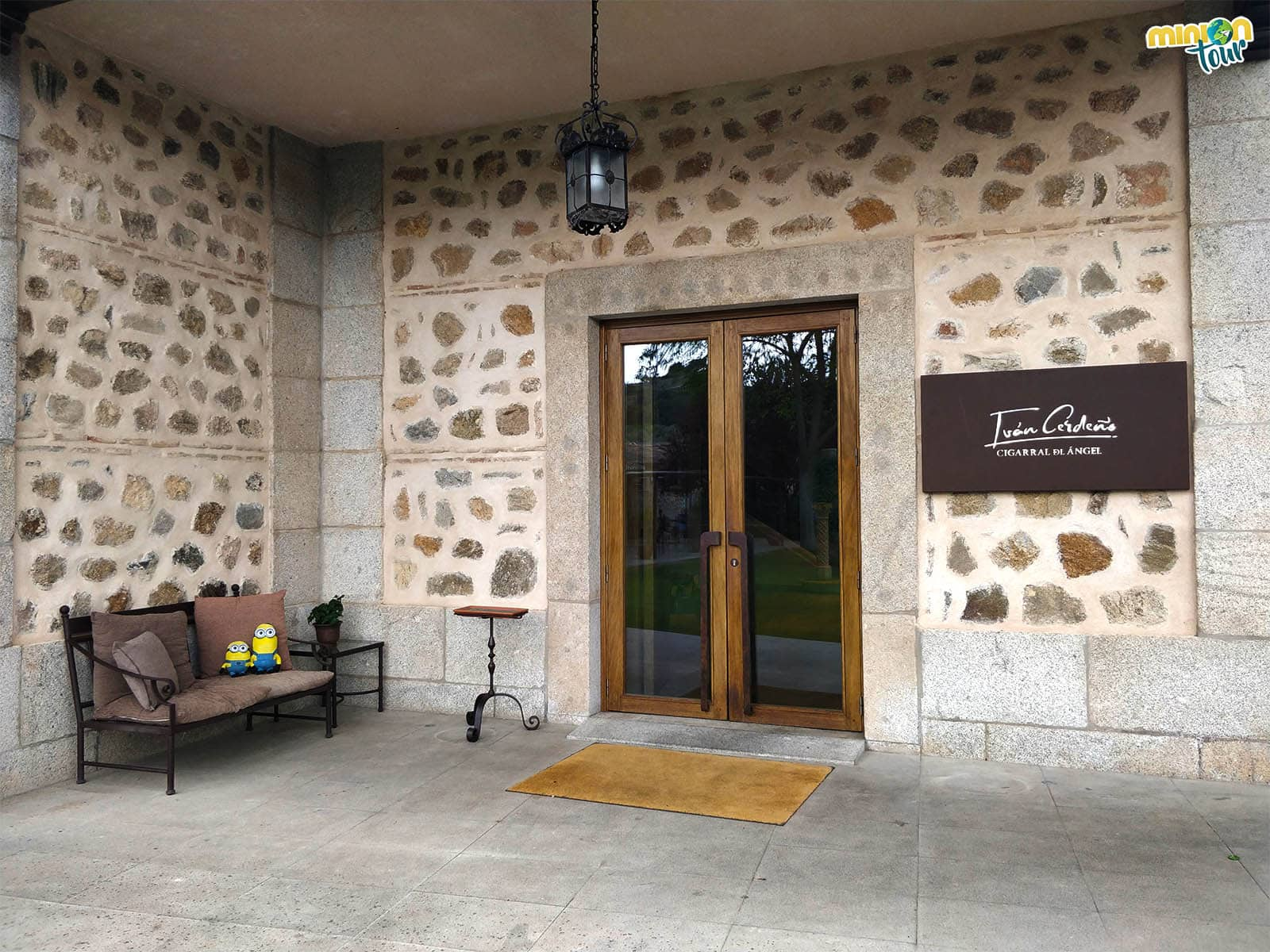 Descubrimos el restaurante de Iván Cerdeño en el Cigarral del Ángel Custodio