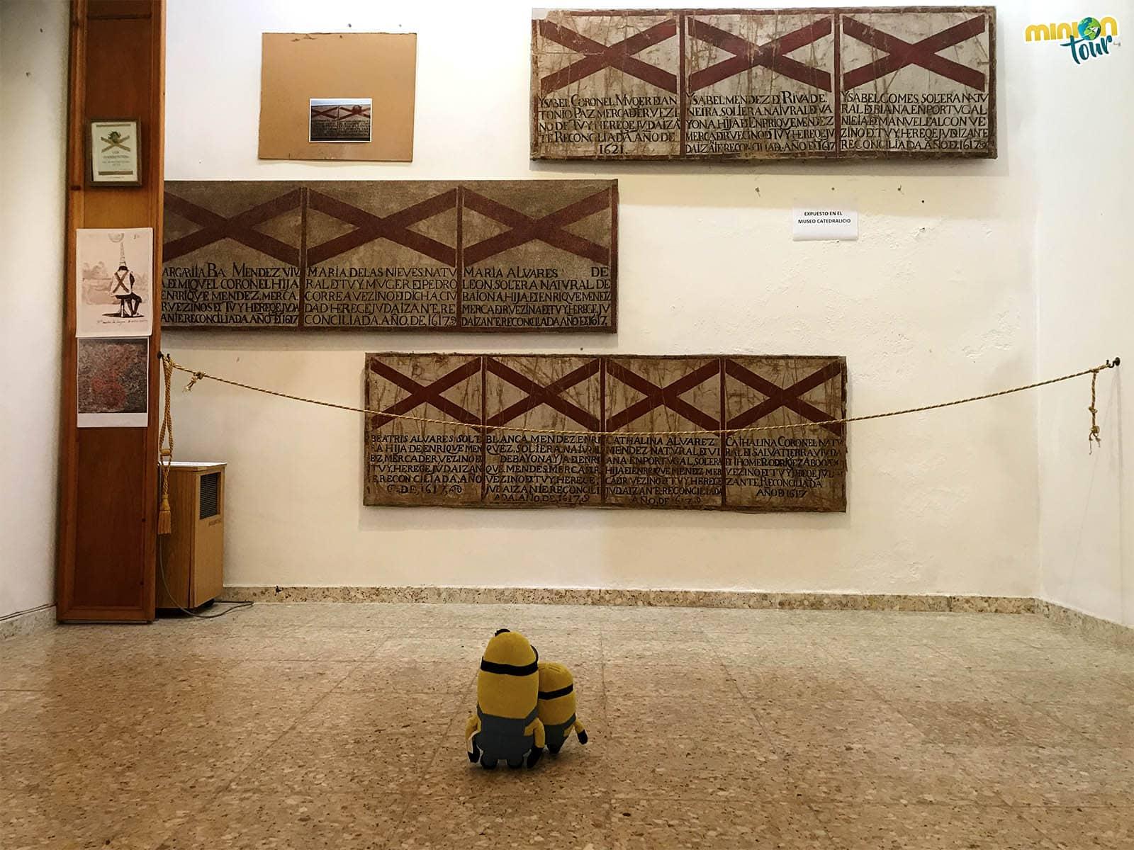 Los sambenitos son una de las cosas que tienes que ver en Tui