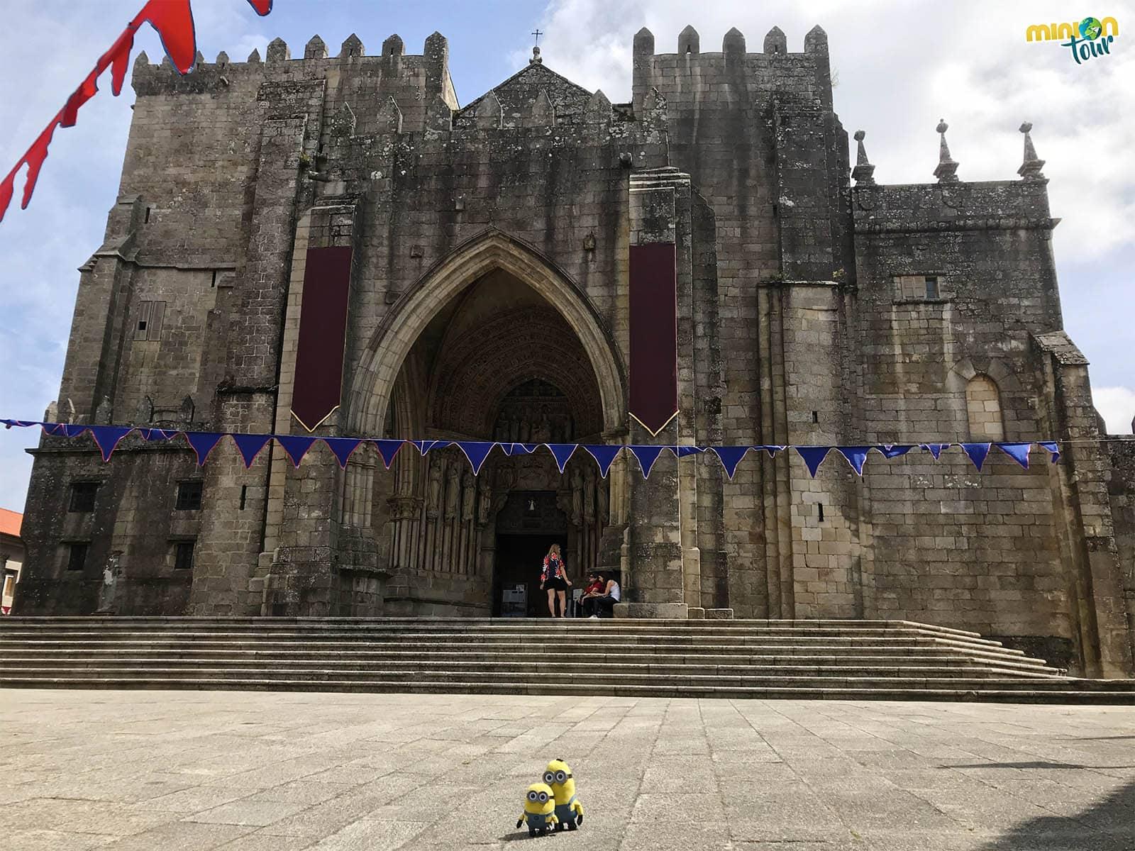 La Catedral de Santa María uno de lugares que ver en Tui