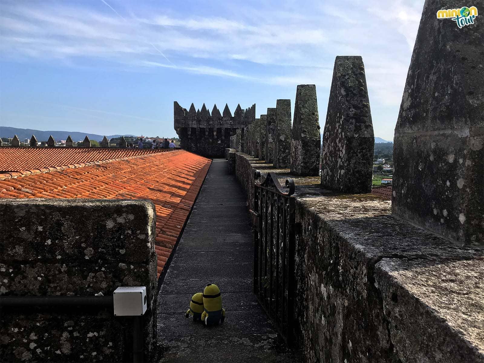 Paseo de ronda de la Catedral de Tui