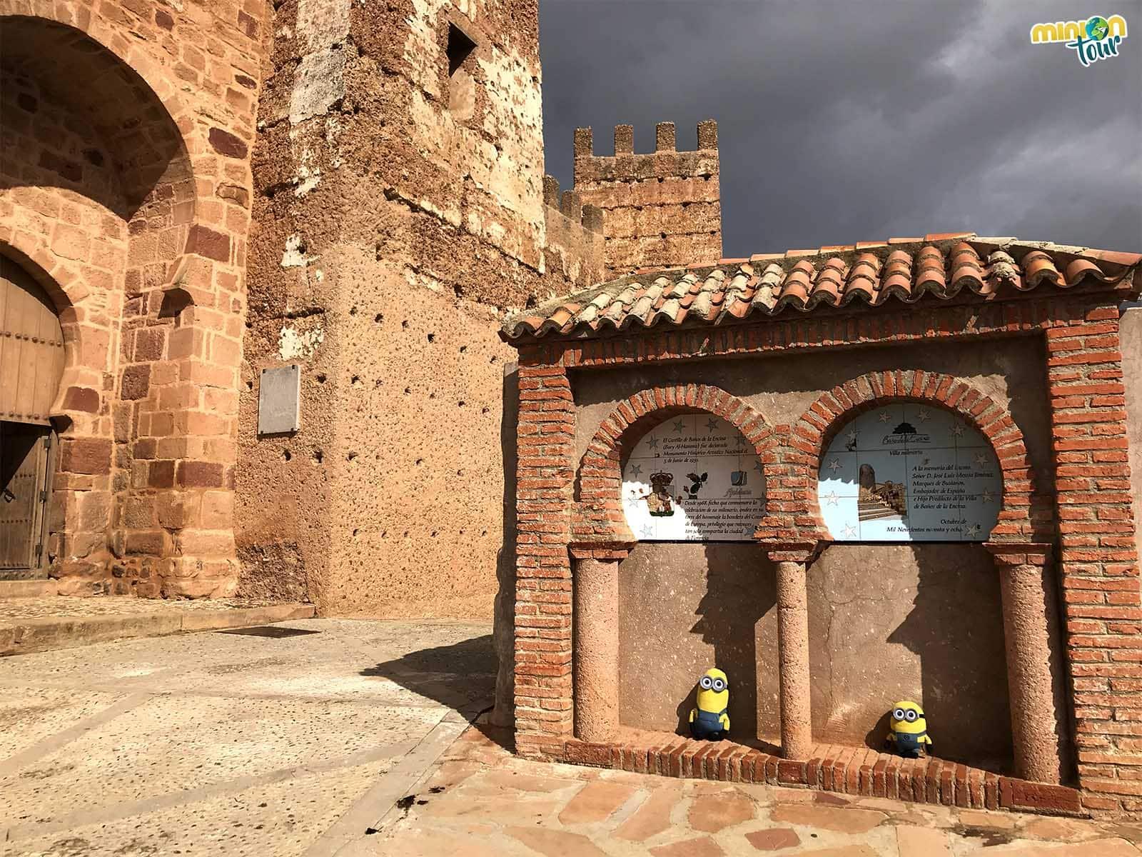 Arcos cerca del castillo
