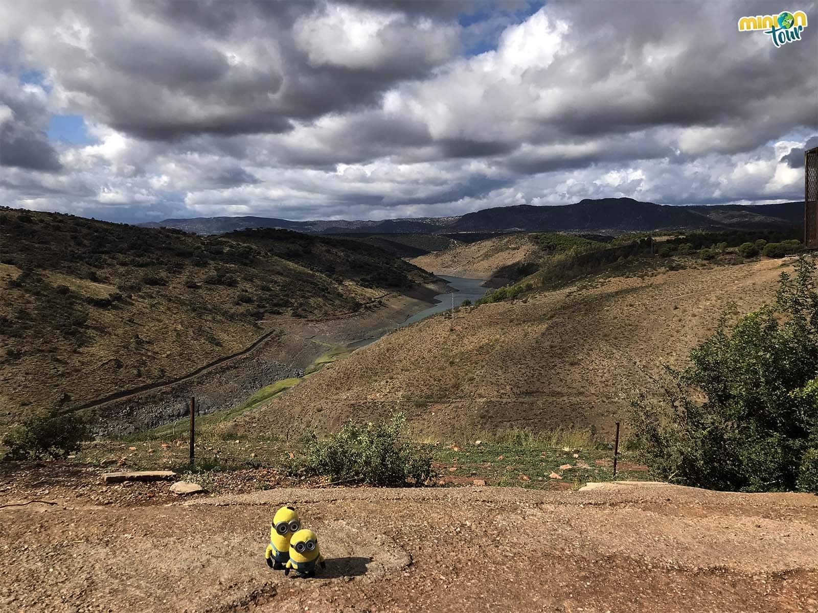 Ruta hacia el Yacimiento Arqueológico de Peñalosa