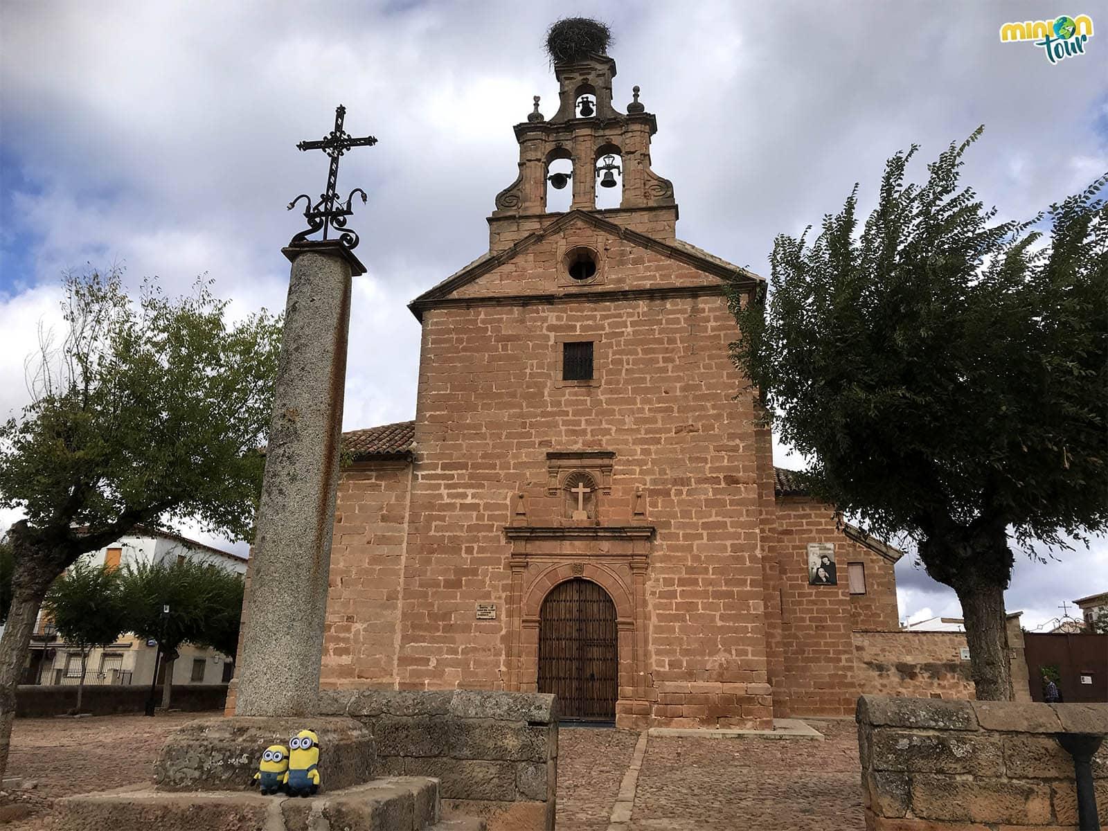 Ermita del Cristo del Llano, uno de los sitios que tienes que ver en Baños de la Encina