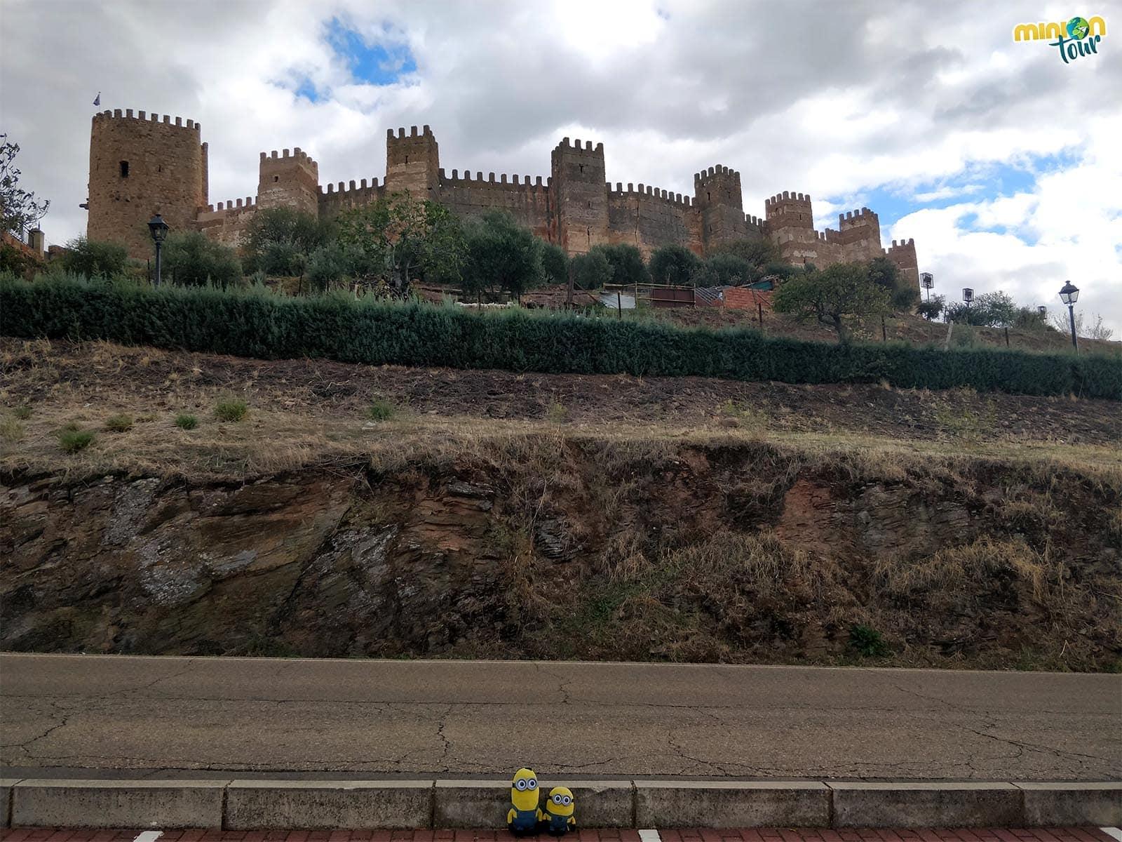El Castillo de Burgalimar, uno de los sitios que tienes que ver en Baños de la Encina