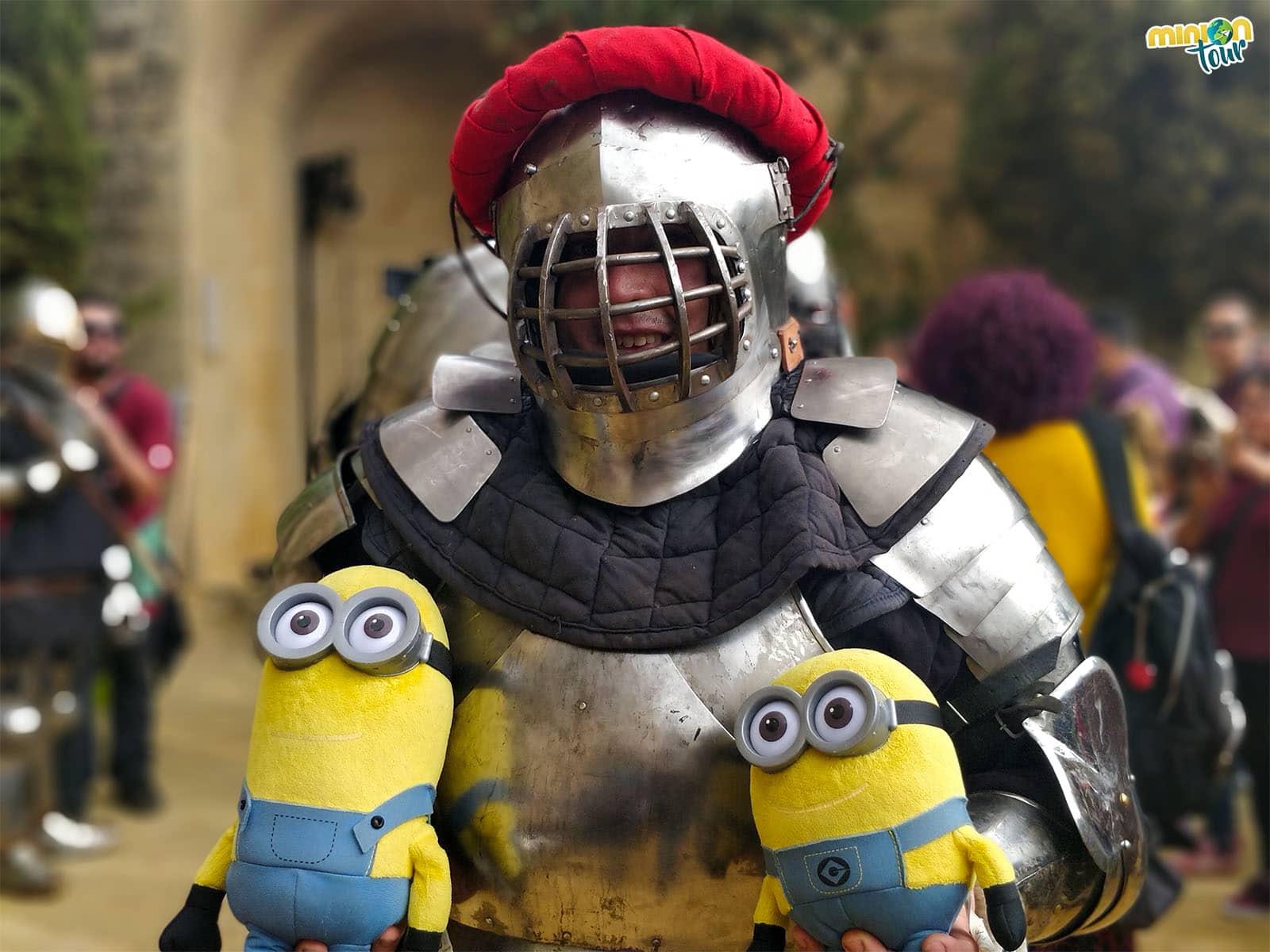 Un nuevo amigui de Combate Medieval