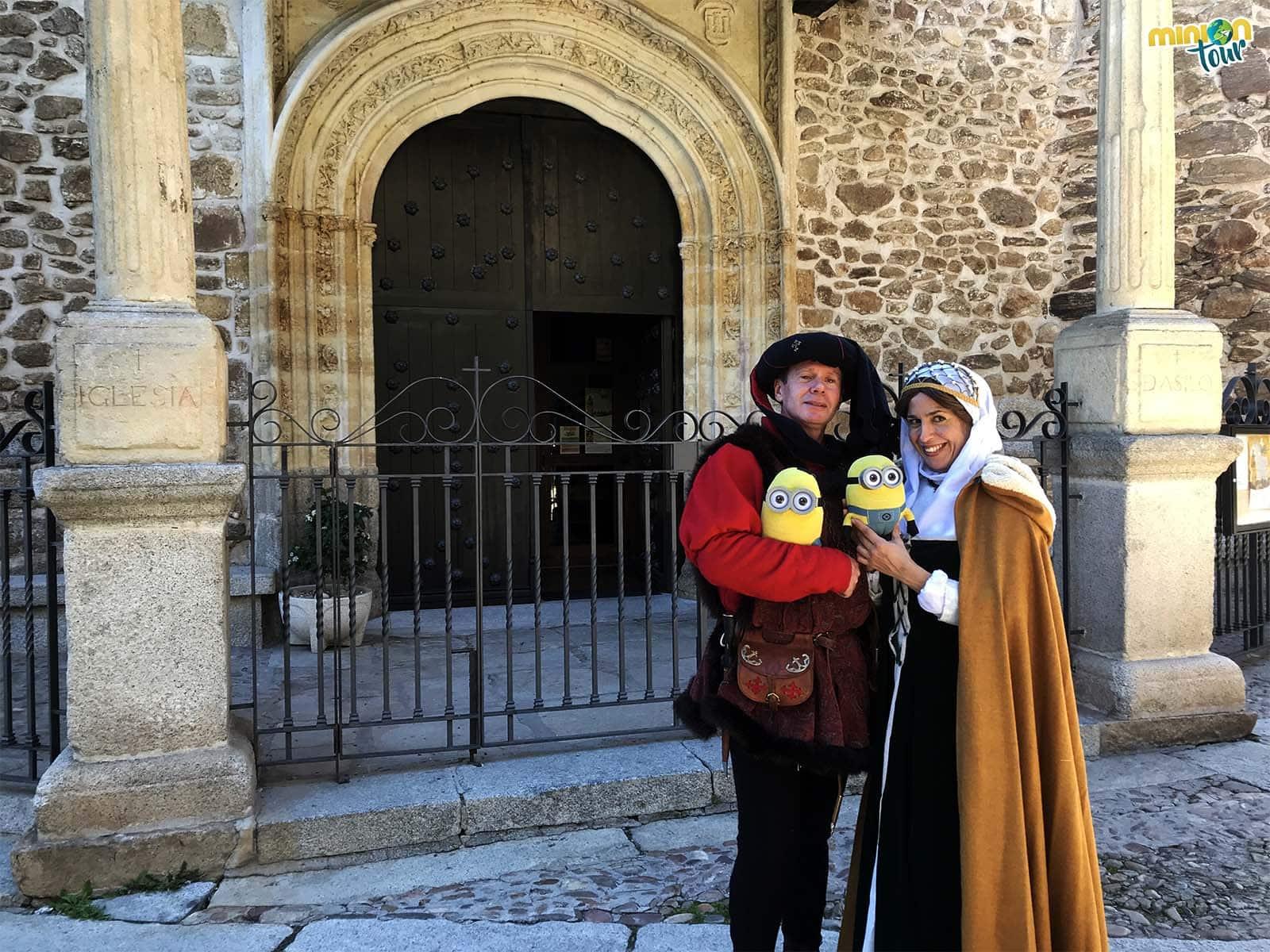 Seguimos los pasos de Juana La Beltraneja desde Buitrago del Lozoya