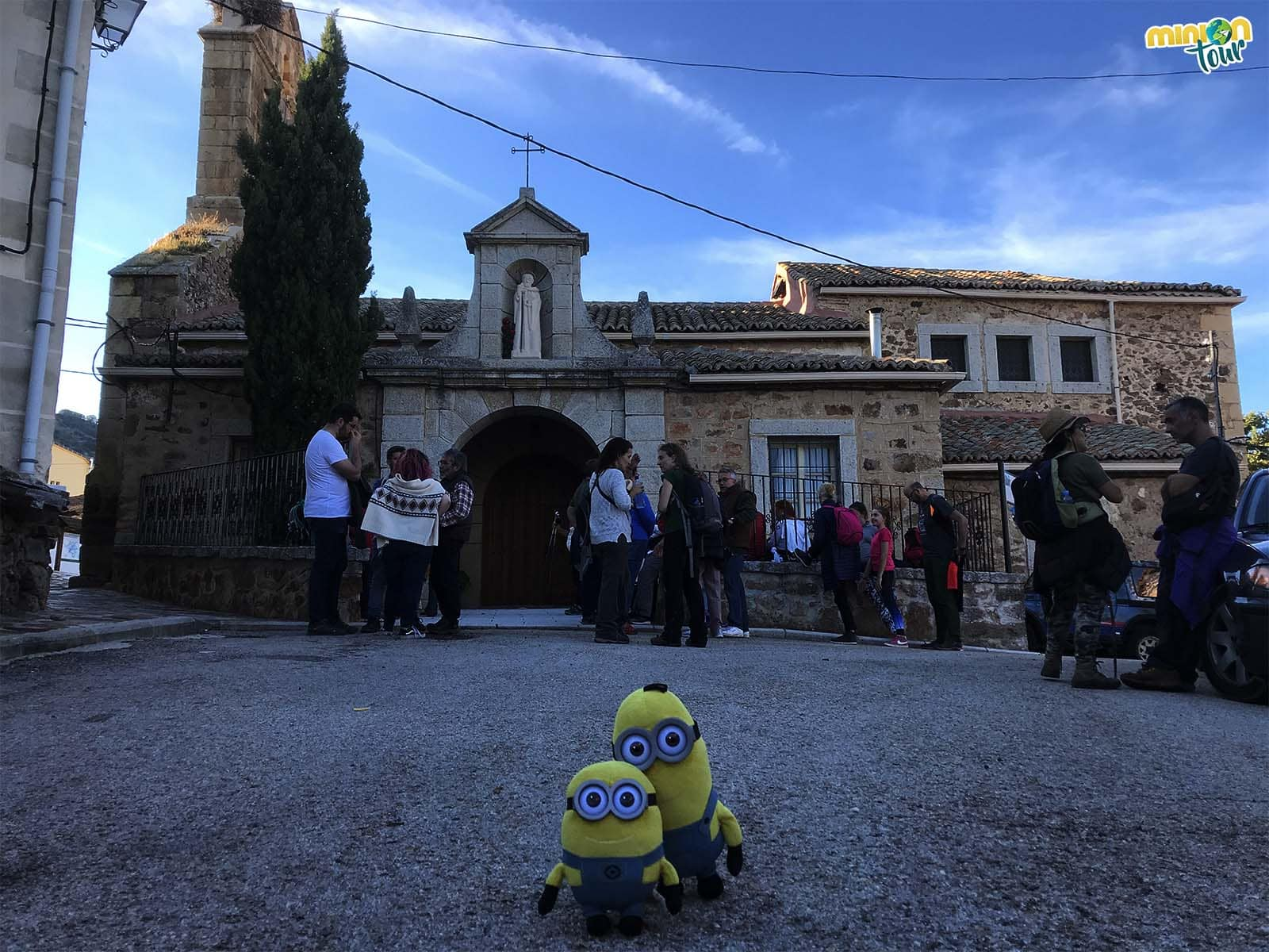Iglesia de San Benito Abad