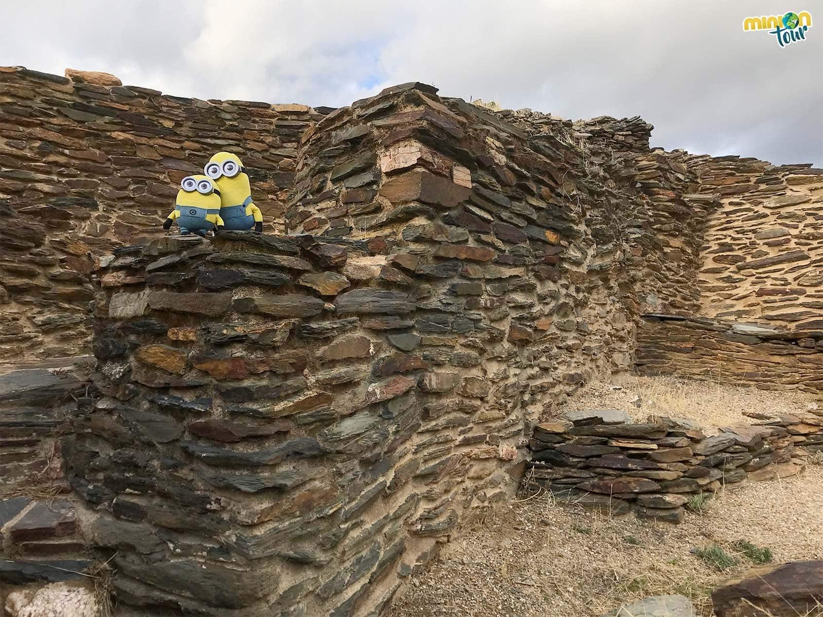 Otro rincón del Yacimiento Arqueológico de Peñalosa