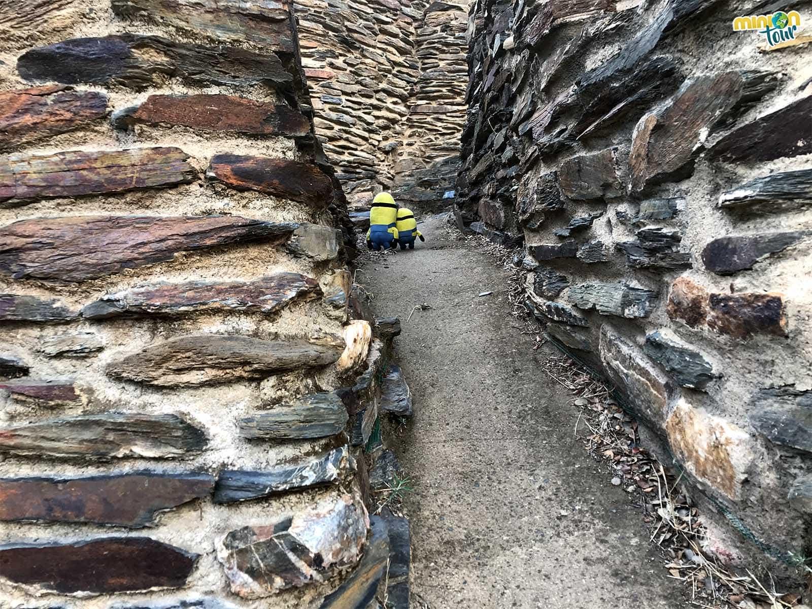 Rincones del Yacimiento Arqueológico de Peñalosa