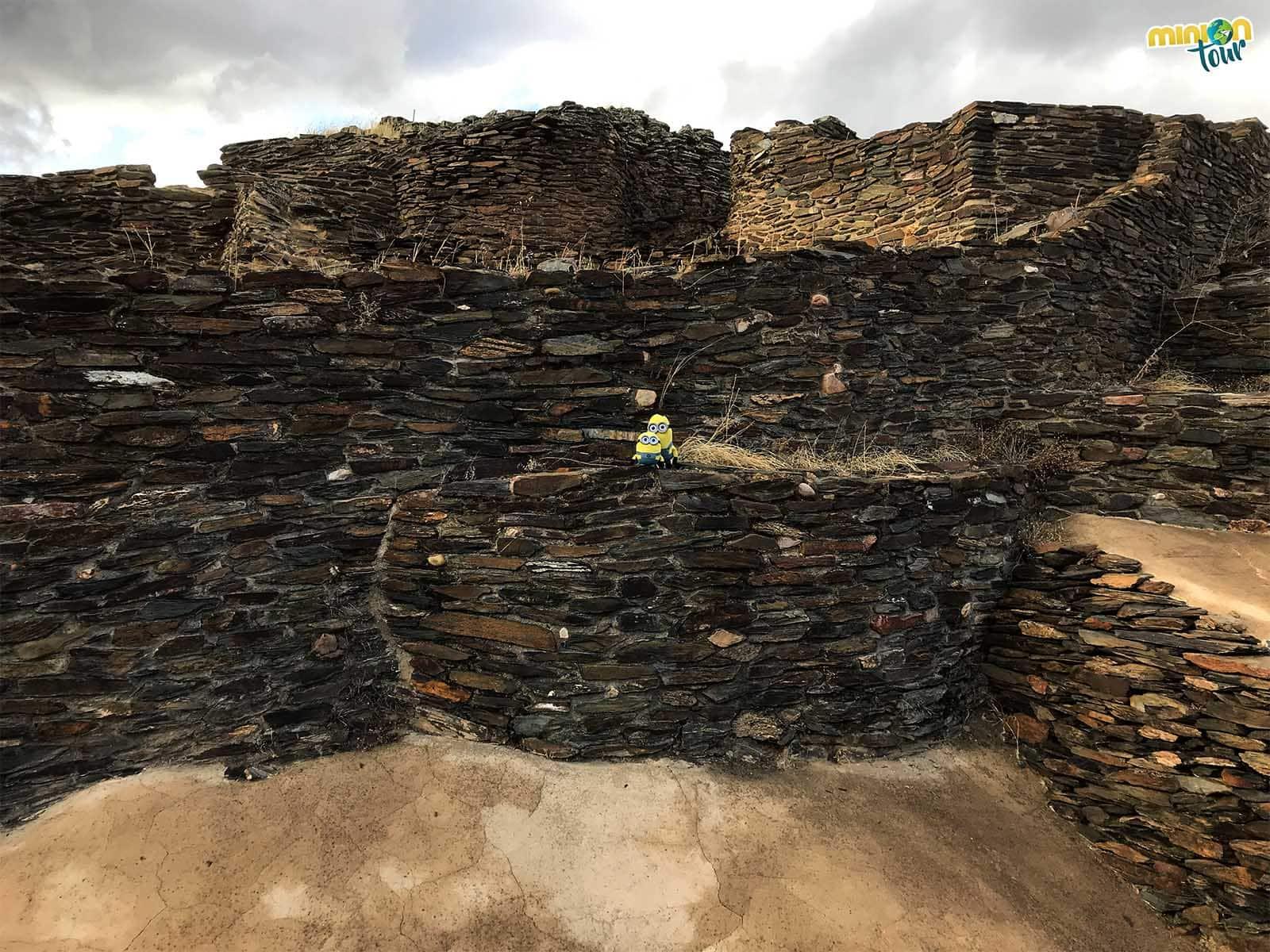 De ruta hacia el Yacimiento Arqueológico de Peñalosa