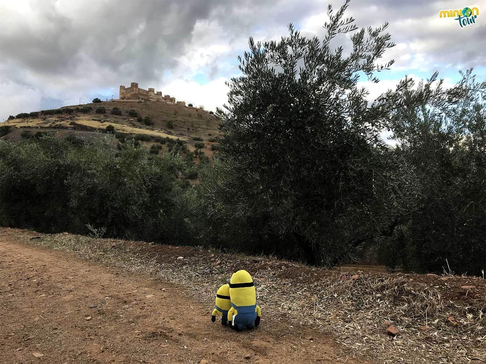 El Castillo de Baños de la Encina