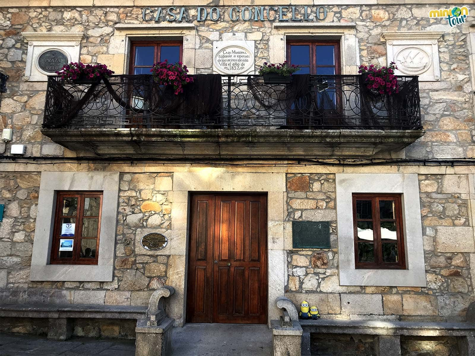 Casa do Concello de A Guarda