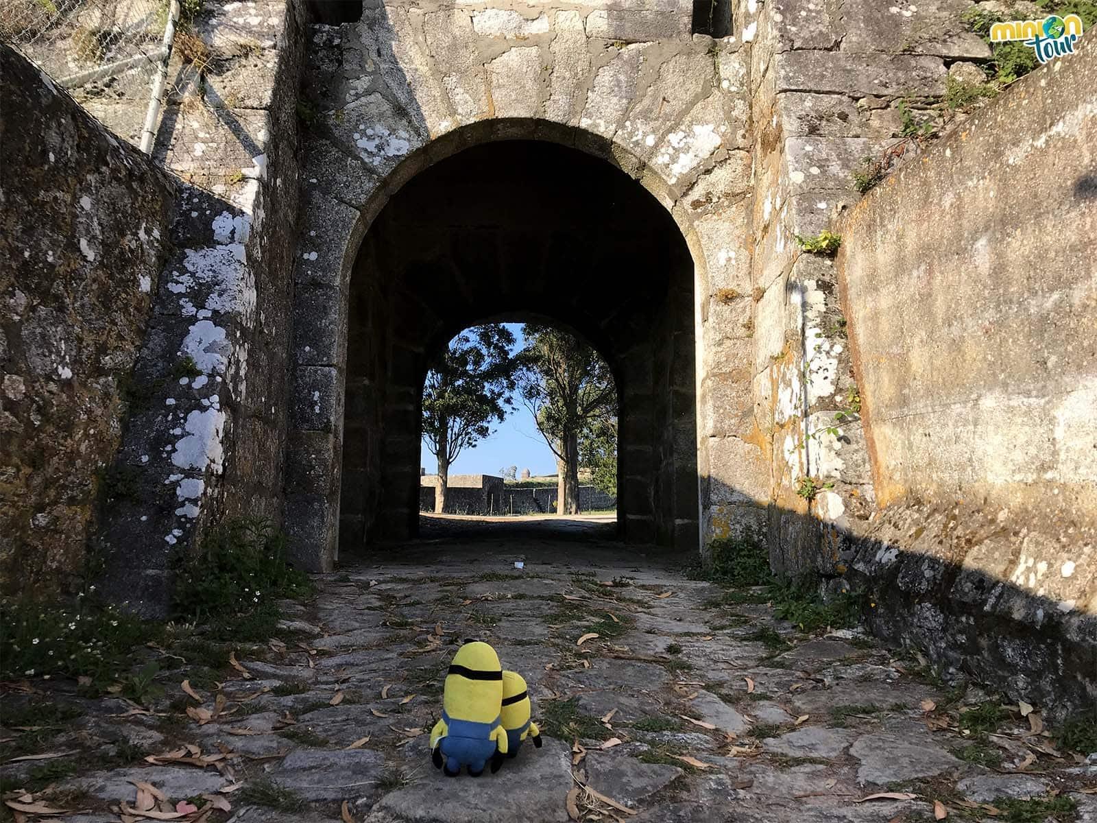 Castillo de Santa Cruz, una de las cosas que hacer en A Guarda