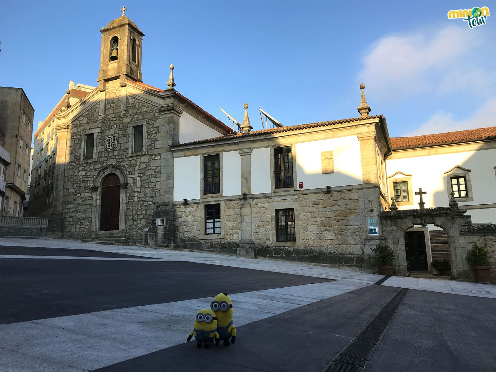 La Iglesia y Convento de las Benedictinas