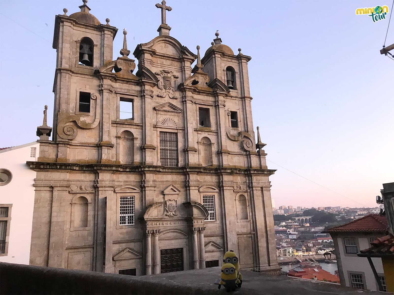 Iglesia de San Lorenzo de los Grillos