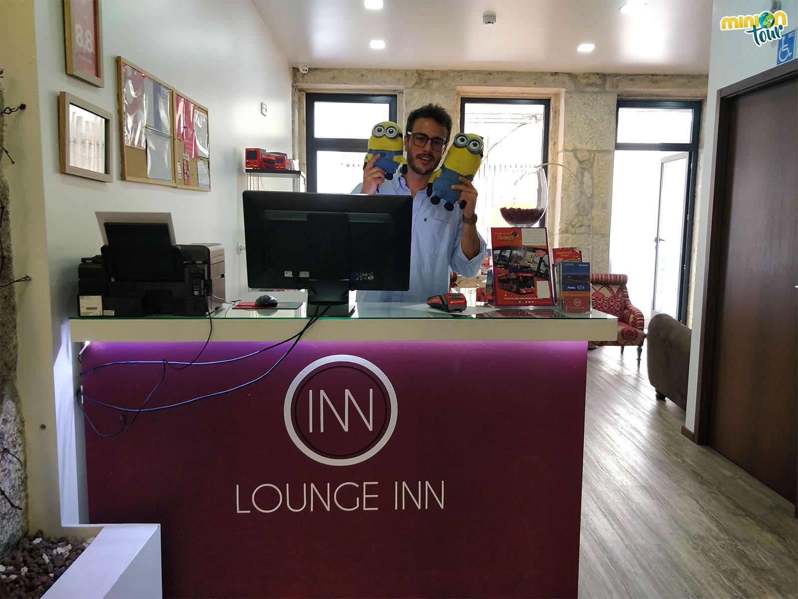 Con Pedro, de Lounge Inn Guest House