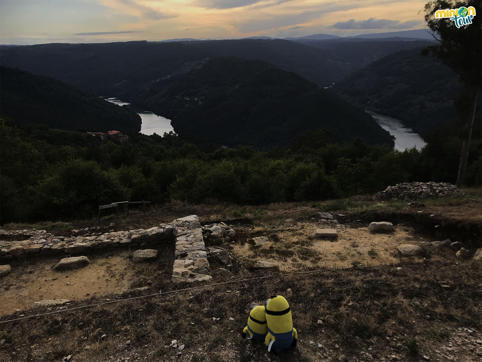 El Ecomuseo y Pazo de Arxeriz, una grata sorpresa en la Ribera Sacra