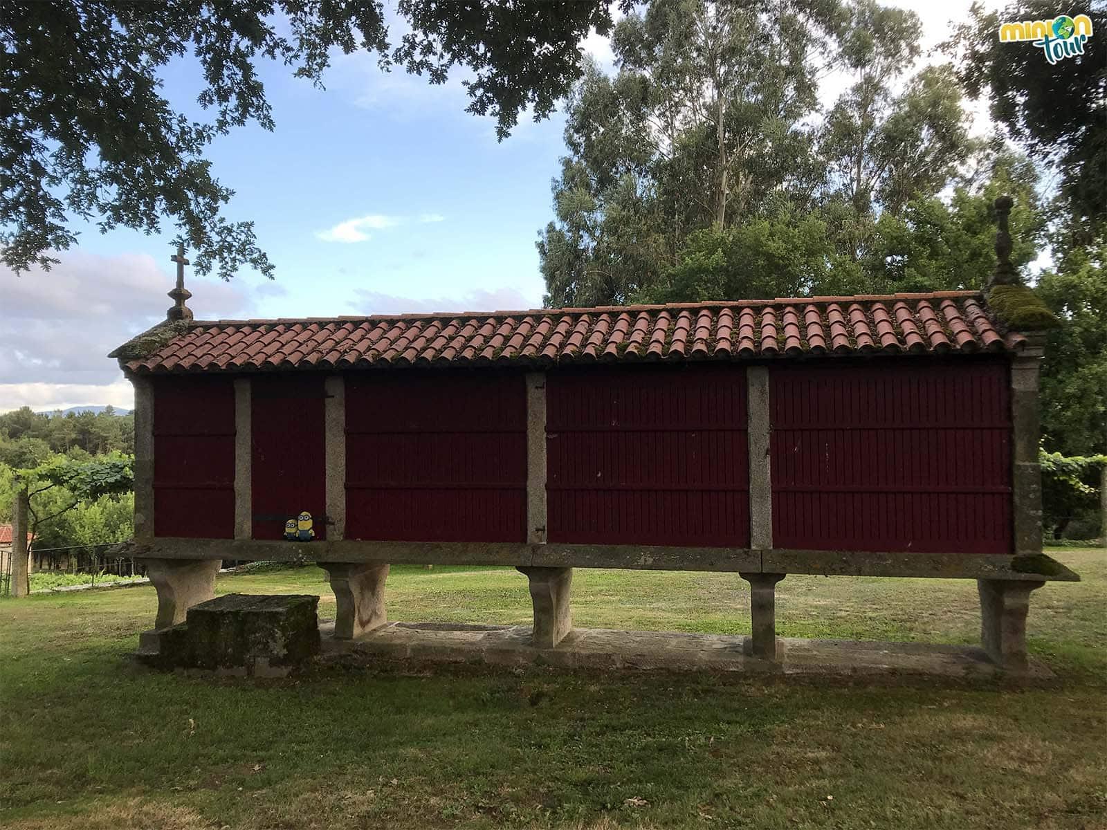 Hórreo del Ecomuseo y Pazo de Arxeriz