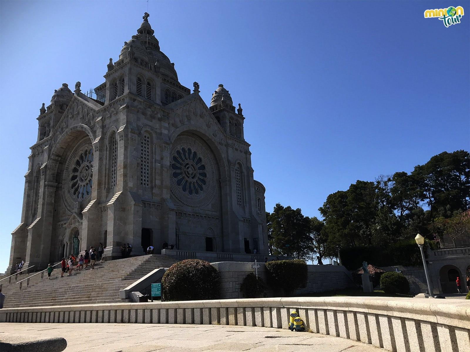 El Santuario de Santa Luzia