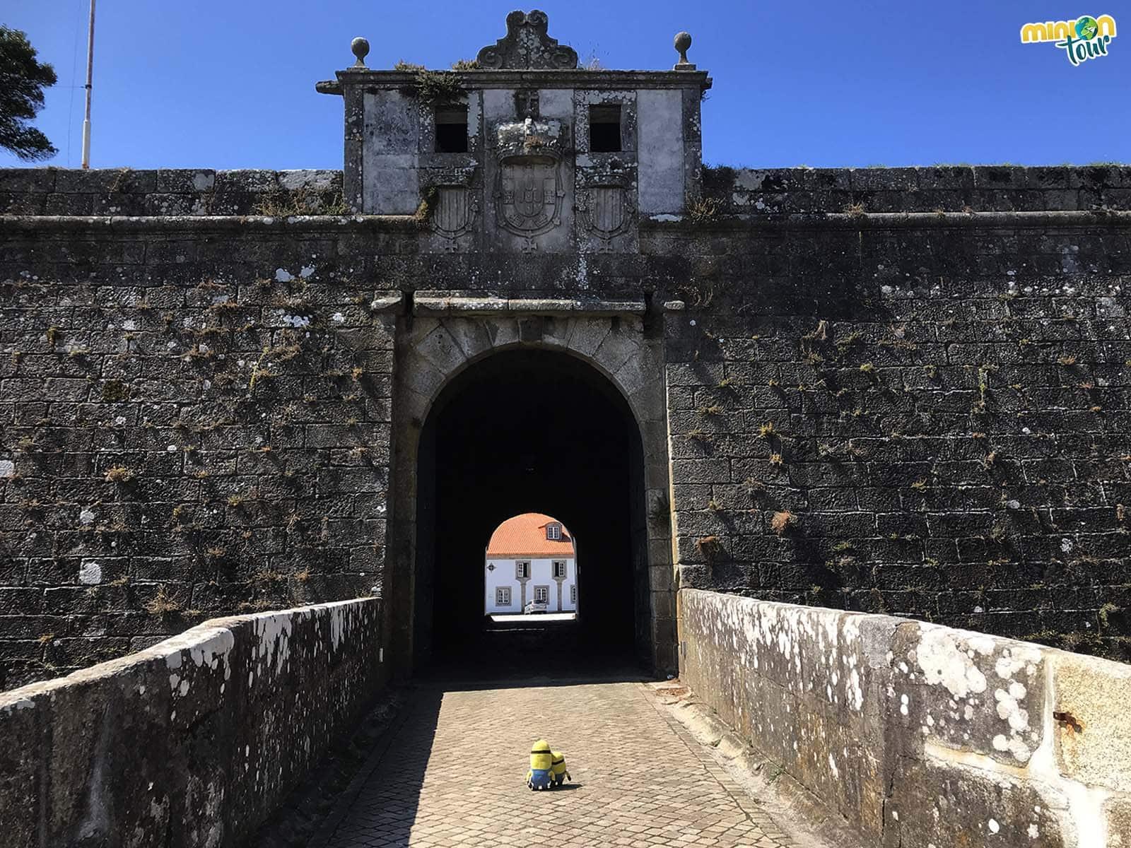 El Castillo de Santiago da Barra, una de las cosas que tienes que ver en Viana do Castelo